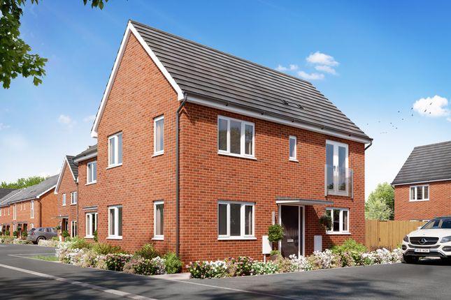 Thumbnail Semi-detached house for sale in Nile Street, Burslem, Stoke-On-Trent