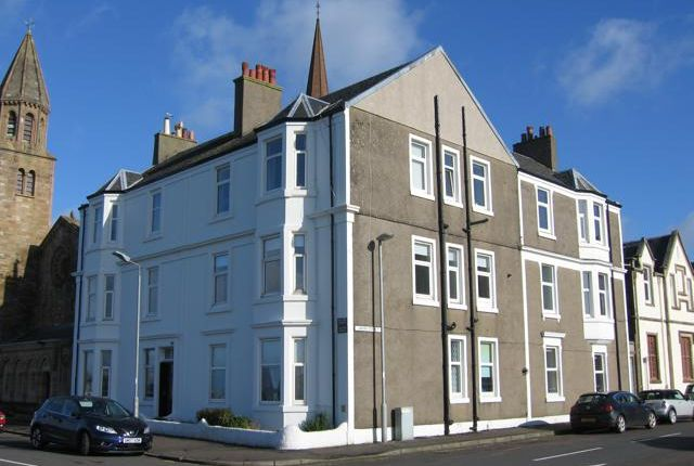 Thumbnail Flat to rent in Bath Street, Largs, North Ayrshire