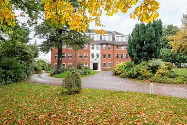 Thumbnail Flat for sale in Bollin Court, Macclesfield Road, Wilmslow, Cheshire
