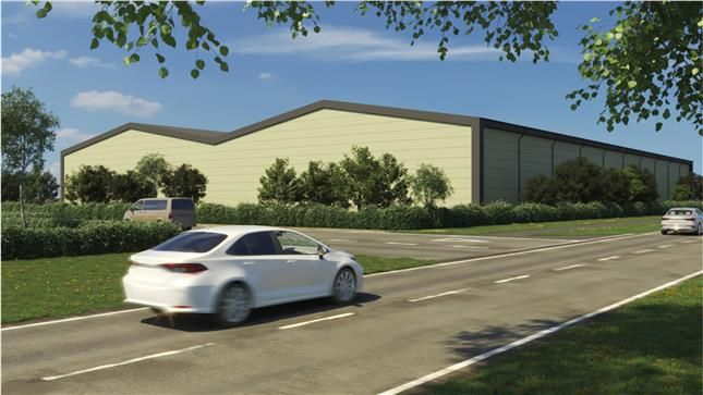 Thumbnail Industrial to let in Driffield Business Park, Kelleythorpe, Driffield
