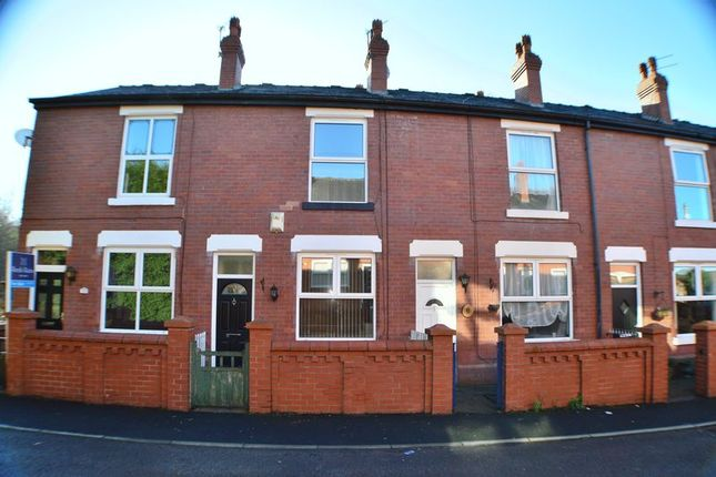Thumbnail Terraced house to rent in Cleveland Avenue, Hyde