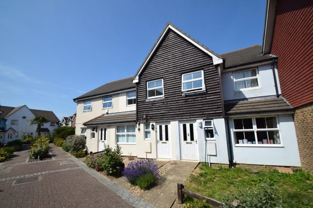 3 bed terraced house to rent in St. Lawrence Place, Eastbourne BN23