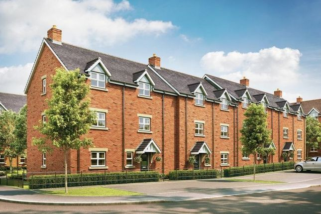 Thumbnail Flat for sale in Block G, Raddlebarn Road, Birmingham