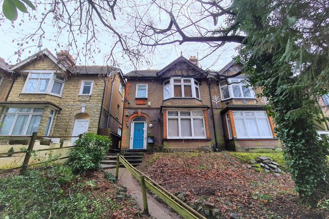 Thumbnail Studio to rent in Flat 2, 26B London Road, Luton