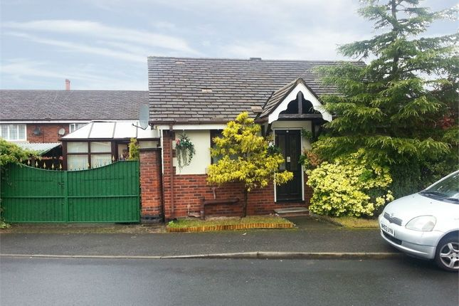 Thumbnail Detached bungalow for sale in Marleyer Close, Moston, Manchester