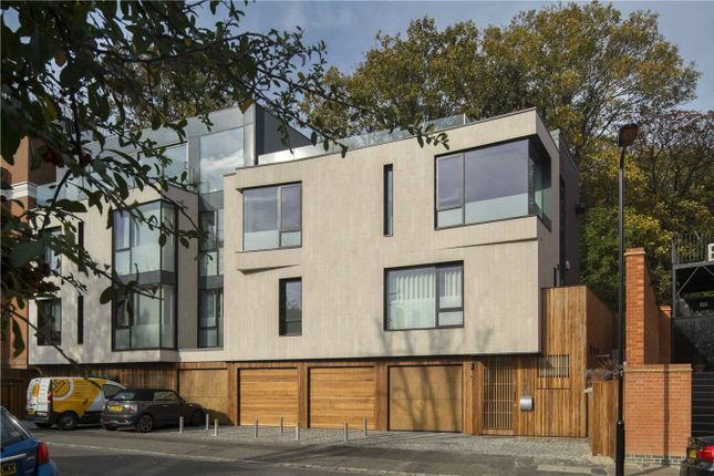 Thumbnail Detached house for sale in Nutley Terrace, Hampstead, London