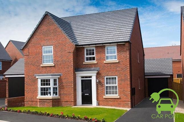 "Thumbnail Detached house for sale in ""Holden"" at Harbury Lane, Heathcote, Warwick"