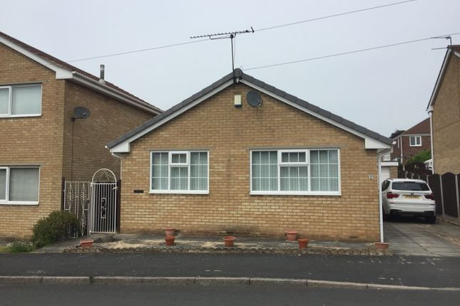 Thumbnail Detached bungalow to rent in Elmdale Drive, Edenthorpe, Doncaster