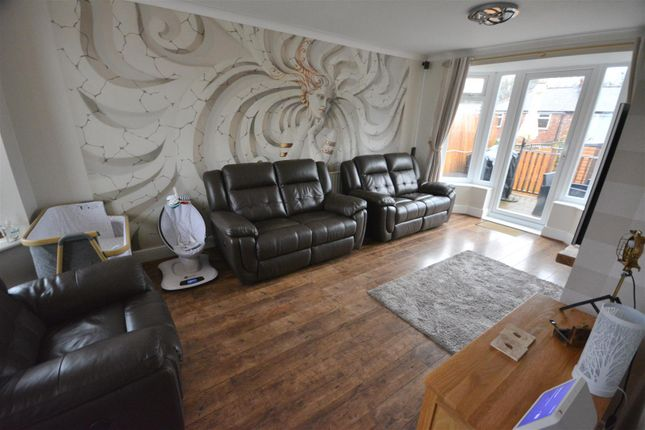 Lounge of Masefield Avenue, Prestwich, Manchester M25