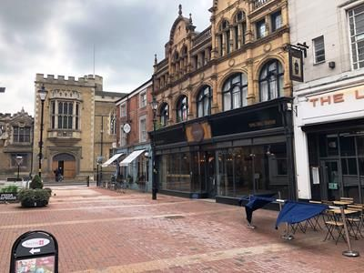 Thumbnail Restaurant/cafe to let in High Street, Rugby, Warwickshire