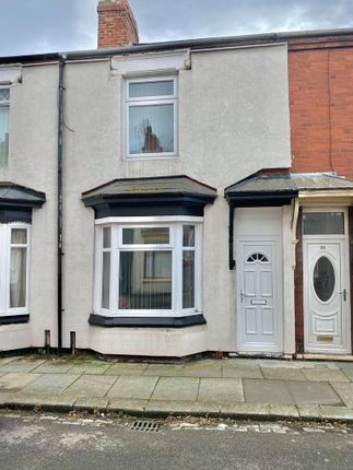 3 bed terraced house to rent in Thornton Street, Middlesbrough TS3