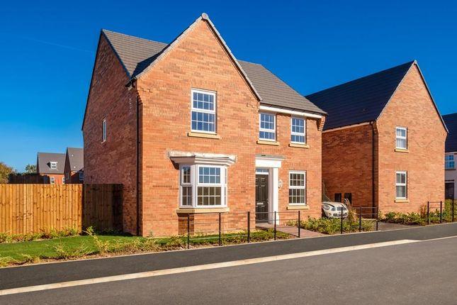 "4 bedroom detached house for sale in ""Holden"" at Blandford Way, Market Drayton"