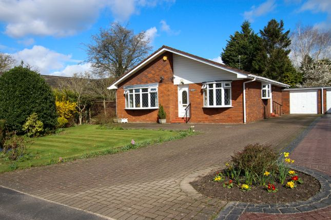 Thumbnail Bungalow for sale in Anglesey Drive, Poynton, Stockport