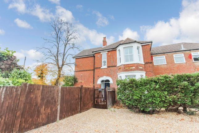 Thumbnail Maisonette for sale in Foundry Lane, Shirley, Southampton