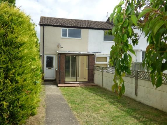 Thumbnail End terrace house for sale in Tyn Y Cwrt, Brynsiencyn, Sir Ynys Mon, Anglesey