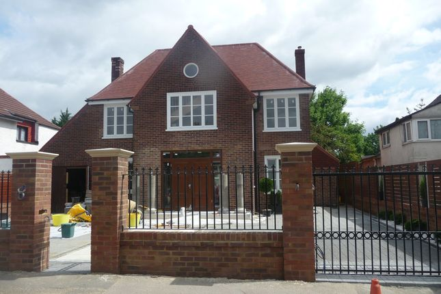Thumbnail Detached house to rent in Oakington Avenue, Wembley Park