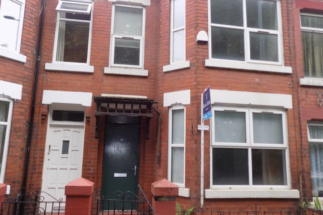 Thumbnail Property to rent in Edward Avenue, Students House, Salford