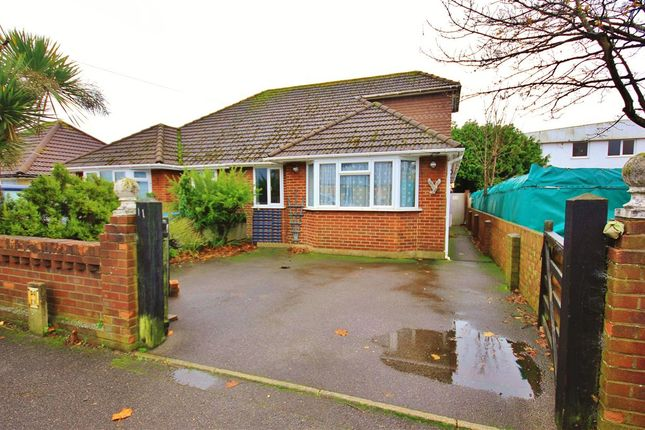 Thumbnail Bungalow for sale in Fancy Road, Parkstone, Poole
