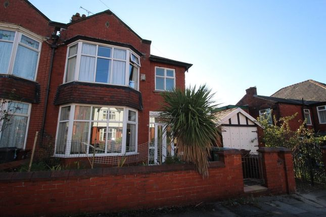Thumbnail Semi-detached house to rent in York Avenue, Oldham