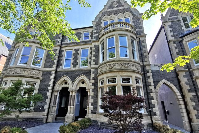 Thumbnail Property for sale in Apartment 2 At Kestral Mews, Cathedral Road, Cardiff