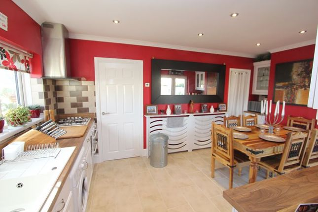 Kitchen/Diner of Pantycelyn Place, St. Athan, Barry CF62