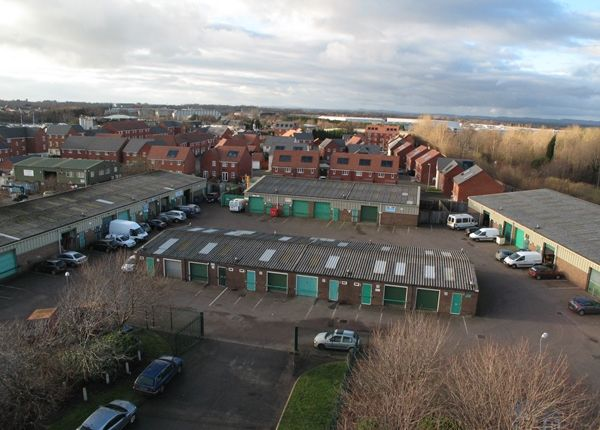 Thumbnail Light industrial to let in Sommerfield Road, Telford