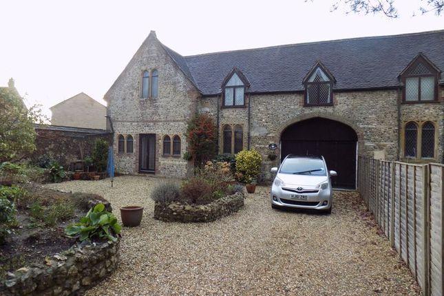 Thumbnail Semi-detached house for sale in Church Road, Maiden Newton, Dorchester, Dorset