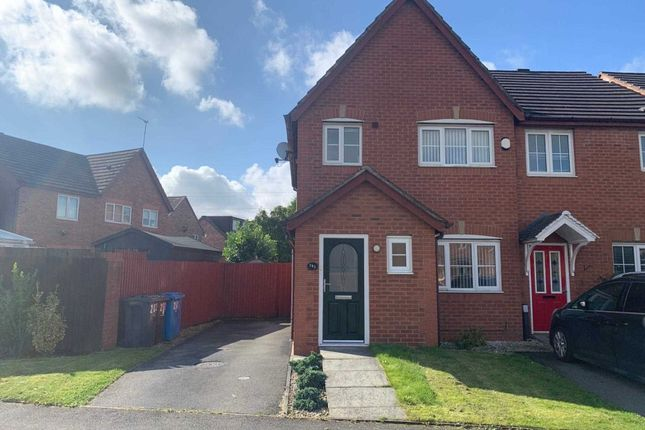 Thumbnail Semi-detached house to rent in Saxon Way, Littledale