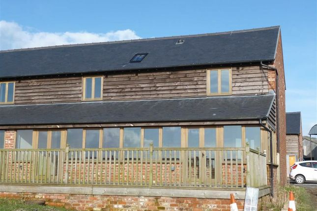 Thumbnail Barn conversion to rent in 4, Edderton Barns, Forden, Welshpool, Powys