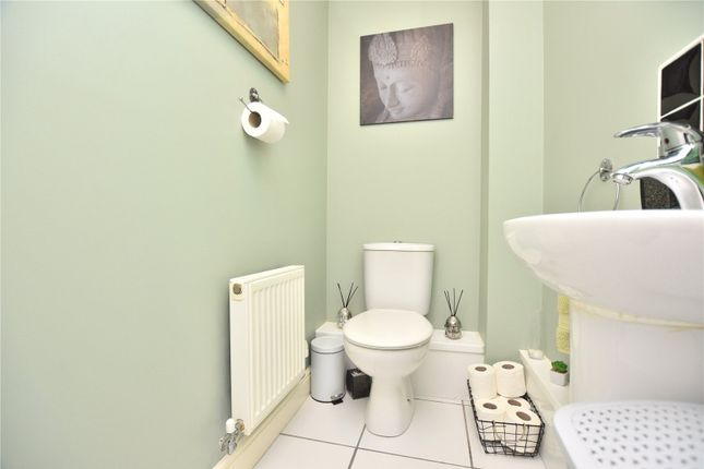 Downstairs W.C. of South Parkway, Seacroft, Leeds, West Yorkshire LS14