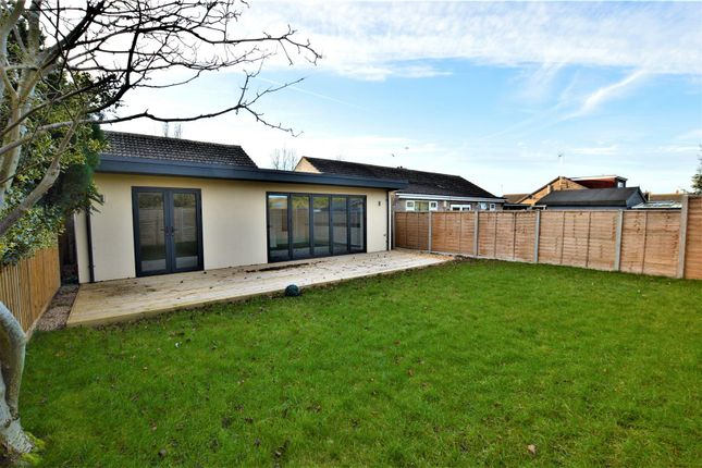 Thumbnail Semi-detached bungalow to rent in Peterhouse Close, Stamford