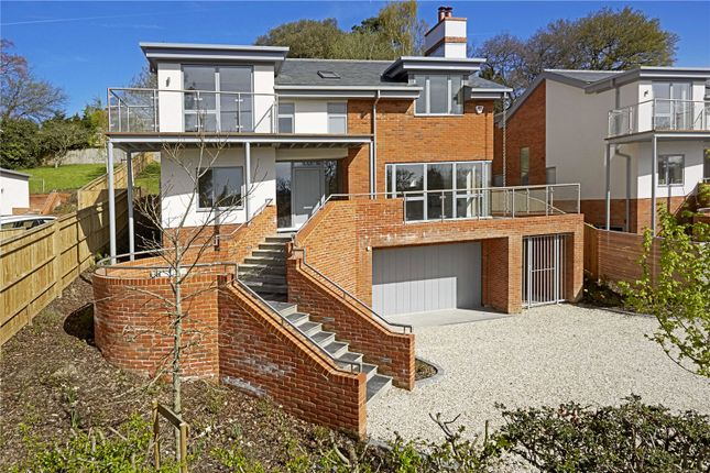 Thumbnail Detached house for sale in St George's View, Wells Lane, Ascot, Berkshire