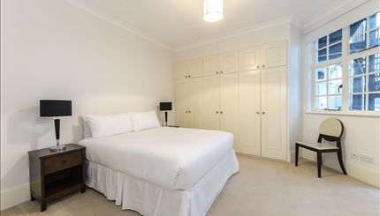 Bedroom of Strathmore Court, Park Road, London NW8