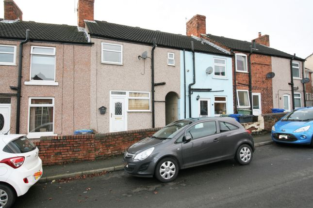 Thumbnail Terraced house for sale in London Street, New Whittington, Chesterfield