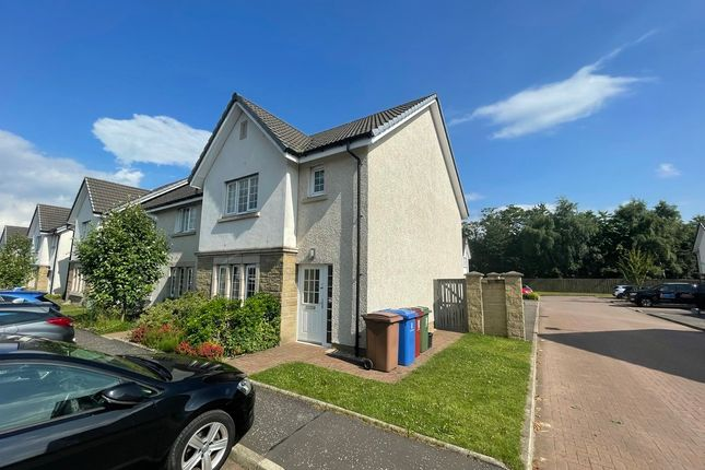 3 bed end terrace house to rent in Crown Crescent, Larbert FK5