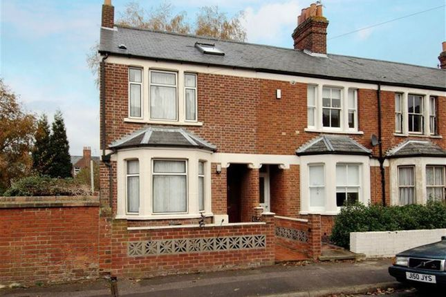 Thumbnail Property to rent in Kineton Road, Oxford