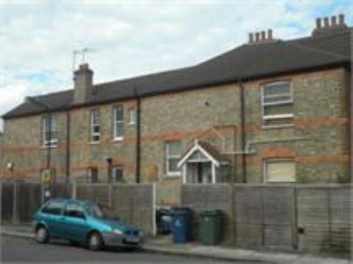 Thumbnail Maisonette to rent in Rosslyn Crescent, Harrow