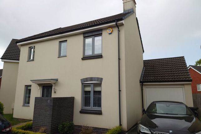 4 bed semi-detached house to rent in James Counsell Way, Stoke Gifford, Bristol BS34
