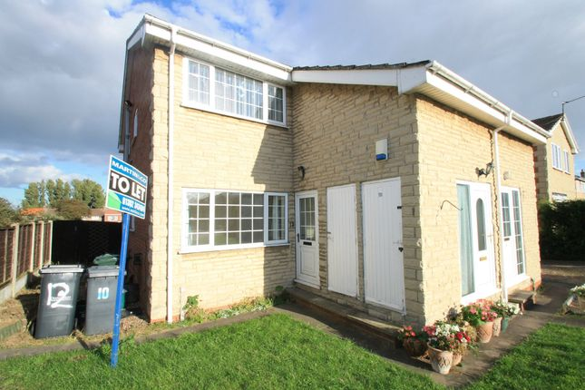 2 bed flat for sale in Orchard Close, Dunsville, Doncaster DN7