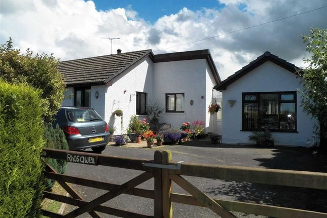 Thumbnail Detached bungalow for sale in Bro Trichrug, Cilcennin, Lampeter