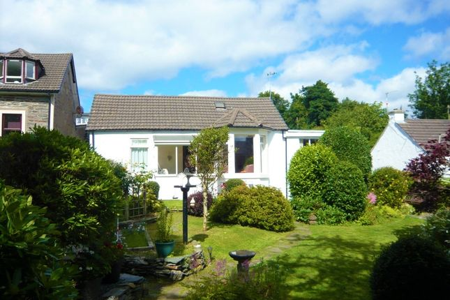 Thumbnail Detached bungalow for sale in 16 William Street, Dunoon