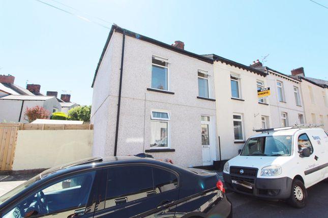 Thumbnail End terrace house for sale in St Julian Street, Newport