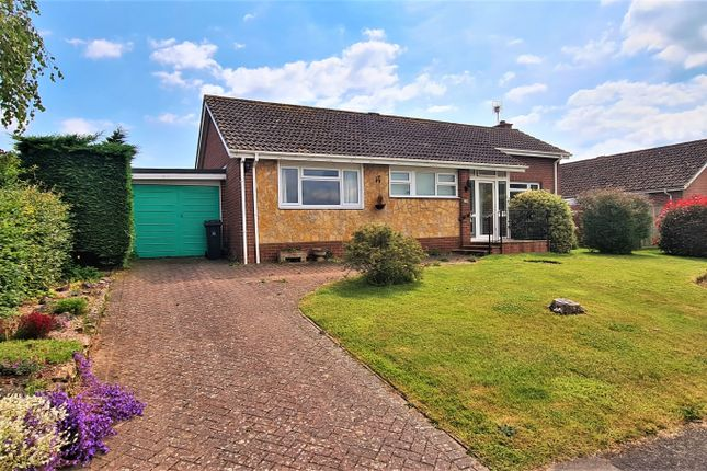 Thumbnail Detached bungalow for sale in Harcombe Lane, Sidford, Sidmouth