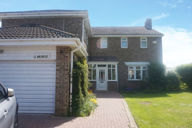 Thumbnail Detached house for sale in Mainside, Redmarshall, Stockton-On-Tees