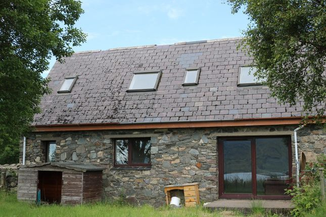 Thumbnail End terrace house for sale in The Stables, Balmacara