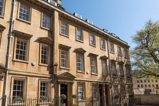 Terraced house for sale in North Parade Buildings, Bath