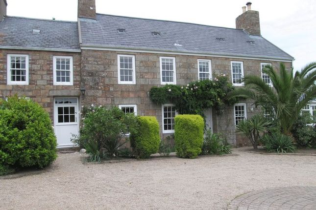 Thumbnail Property to rent in La Rue De Maupertuis, St. Mary, Jersey