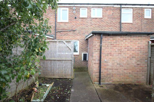 External of Harlech Close, Bransholme, Hull, East Yorkshire HU7