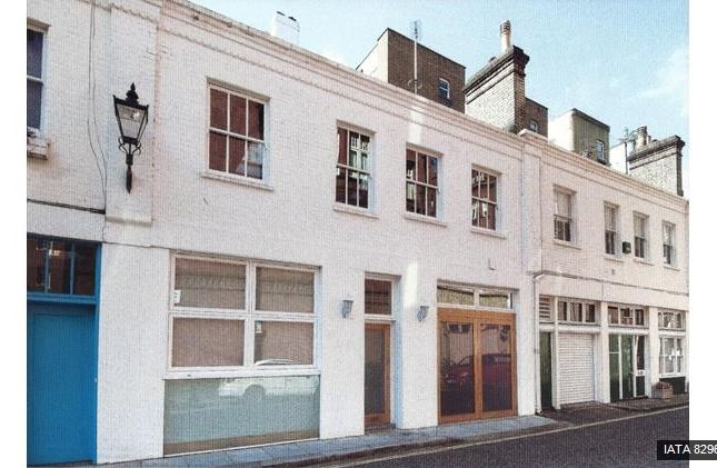 Thumbnail Mews house for sale in Jay Mews, London