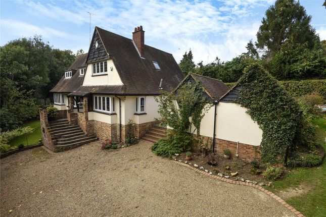 Thumbnail Detached house for sale in The Hillside, Chelsfield Park